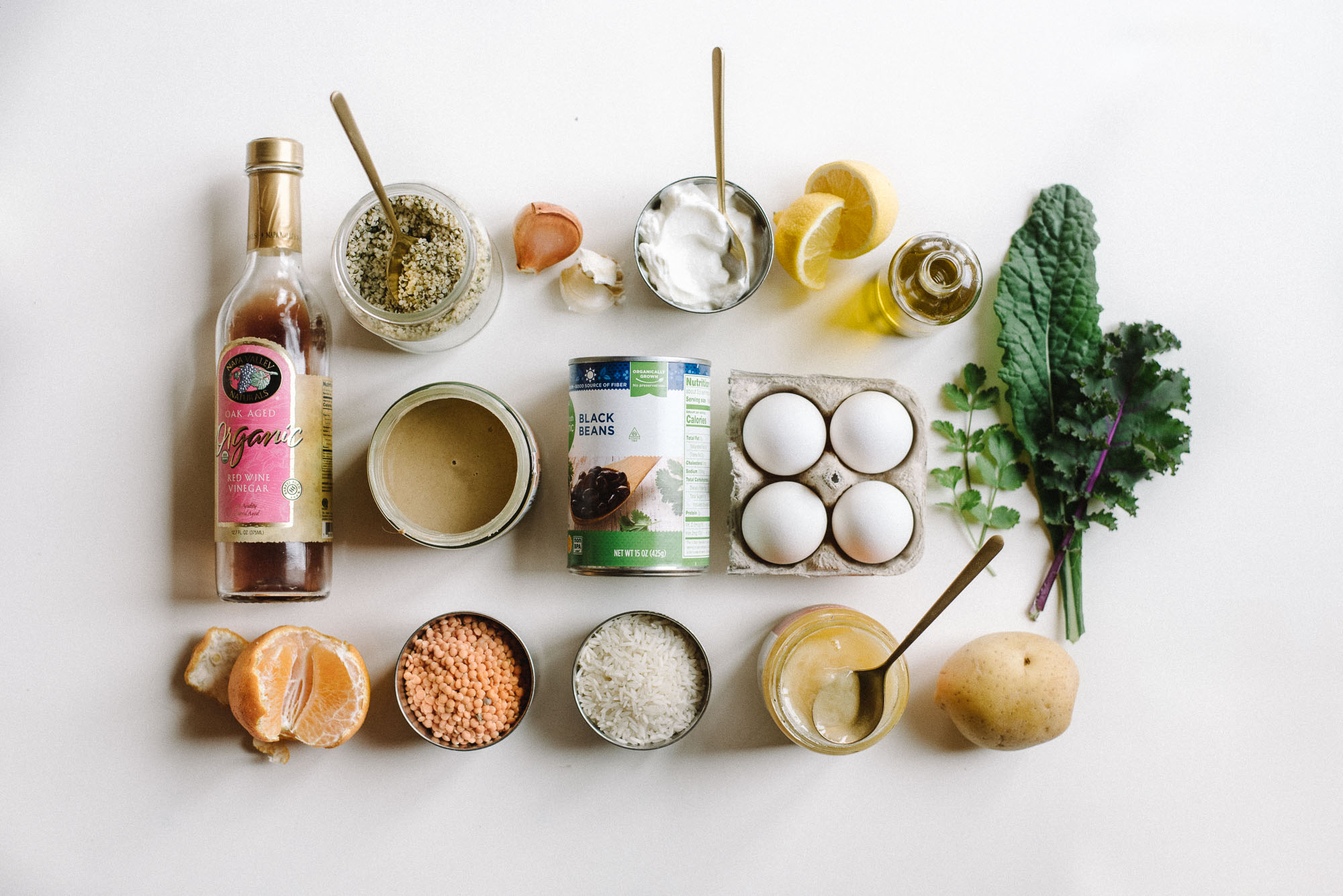 Wellness Made Simple How To Stock A Basic Vegetarian Kitchen Kale Caramel